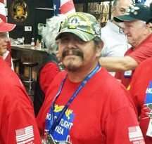 Local veteran participates in Honor Flight to Washington D.C.