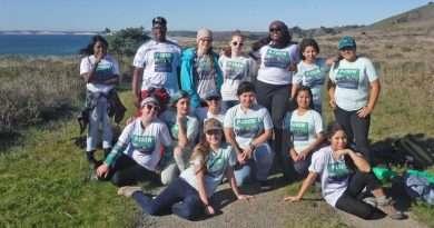 Sierra Institute's summer P-Crew reunites for winter fun
