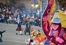 Local walks in Tournament of Roses Parade in Pasadena