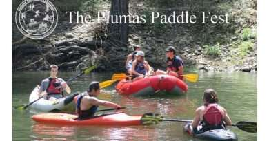 Plumas Paddle Fest offers family fun