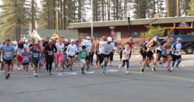 Tate Memorial Run approaches