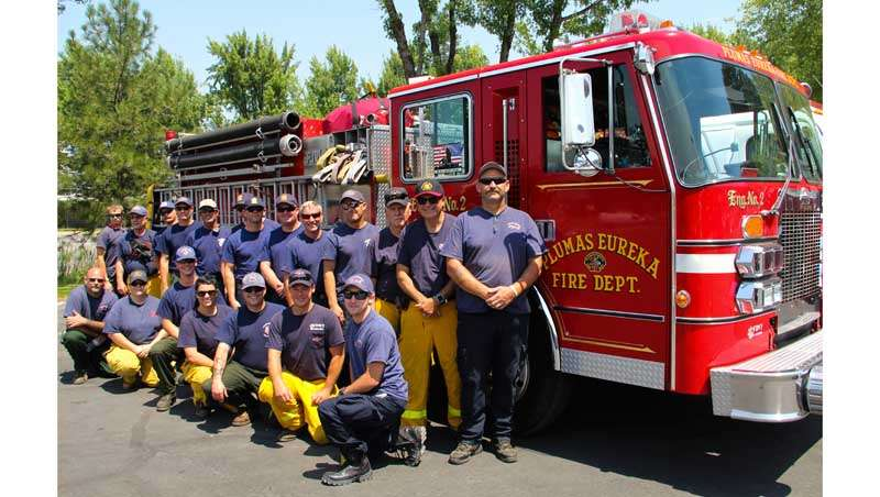 Mutual Aid Brings Teams And Engines To Fight Minerva Fire Plumas News