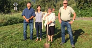 Biomass project breaks ground