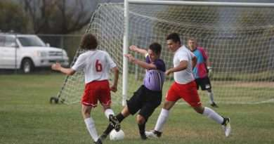QHS soccer keeps winning