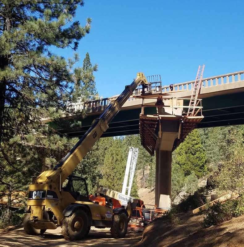 Caltrans repairs bridge and storm damaged highways - Plumas News