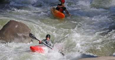 PG&E urges caution during increased flows on North Fork Feather River for whitewater rec