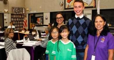 PUSD school board finalizes PE sports credit, hears Portola ball field proposal and honors local students
