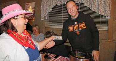 Chili fundraiser for CASA a success