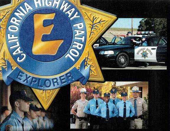 CHP announces Explorer program for young men and women