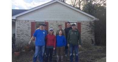 Local 'Texas relief team' returns