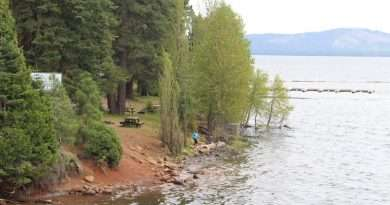 Above normal summer water levels projected at Lake Almanor, Bucks Lake
