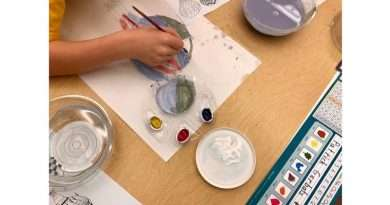 Plumas students exercise their artistic power