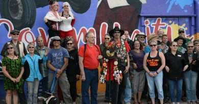 Plumas Arts celebrates Captain and 36 years
