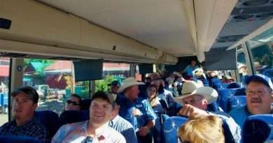 Sierra Valley meets North Arm and Genesee in Cattlemen's Tour