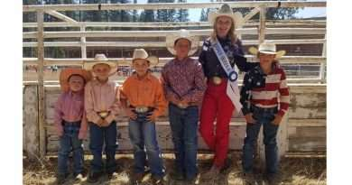 Taylorsville rodeo kicks off weekend celebration