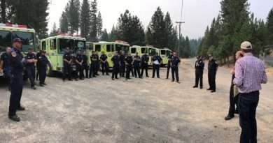 Three more communities become 'Firewise'