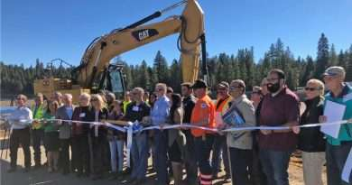 Lake Almanor Spillway Bridge now open