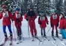 Ski team gets a lift