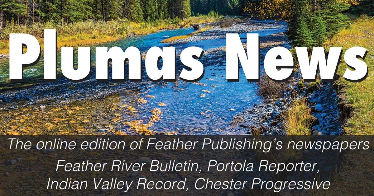 Indian Valley Record Public Notices for the week of 1/8/20 - Plumas County Newspapers