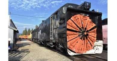 Rare rotary snowplow train rides coming to Portola