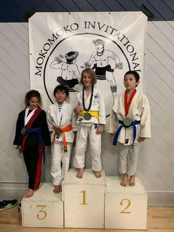 Local martial arts students find success at tournament