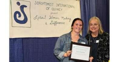 2019 Soroptimist awards honor excellence among community volunteers