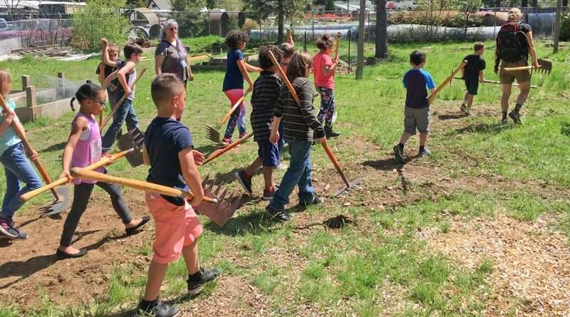 Student pride, outdoor learning on display with regional 'Trail Tuesdays' accomplishments