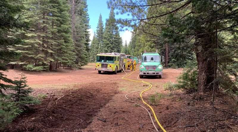 Almanor gets ready for wildfires