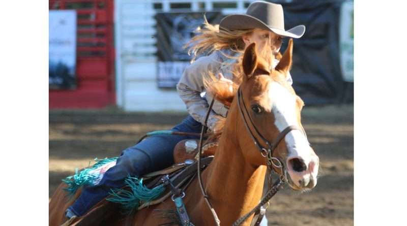 Rodeo riders climb into the saddle on 4th of July - Plumas News