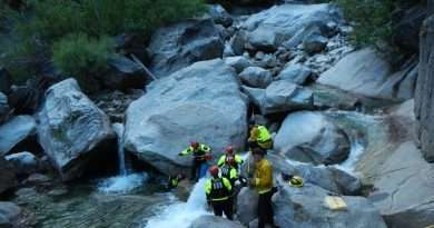 Drowning victim identified