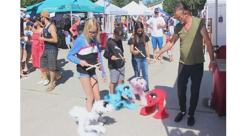 Elks 4th of July craft fair