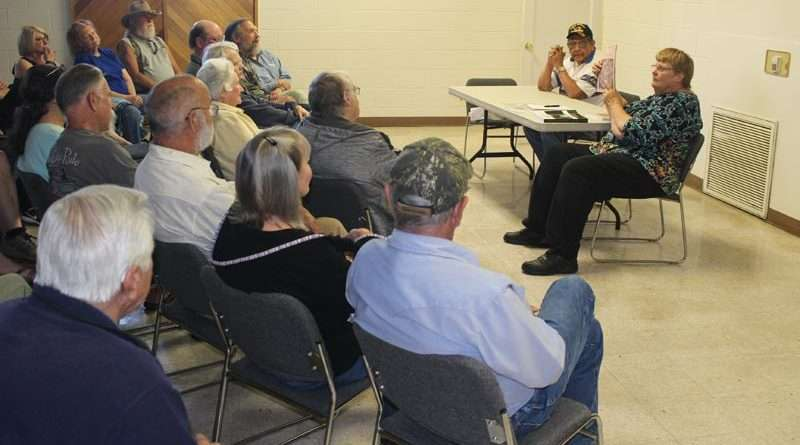 History Night features the Maidu story