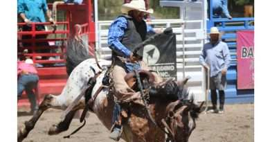 Taylorsville Rodeo puts on a spectacular 4th of July show