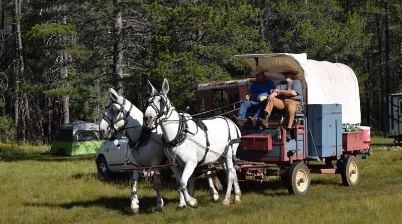 Adventures along  the Lassen Trail