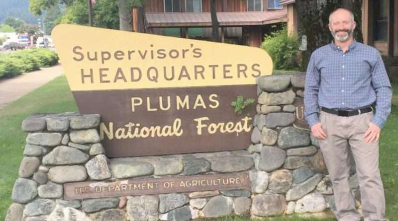 Plumas National Forest welcomesnew forest supervisor