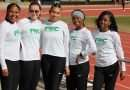 Feather River College track team competes in meets 1 and 2