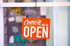 Is your business reopening? Let us know some details to share