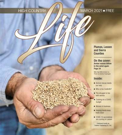 March issue of High Country Life on newsstands now