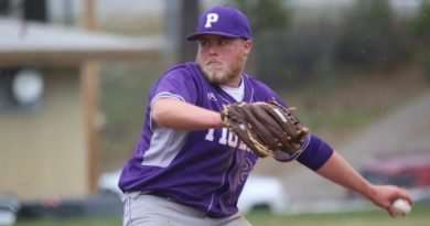 Cabral signs with collegiate baseball league