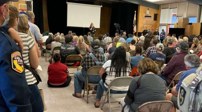 Fed, state, local agencies gather at Greenville community meeting– many questions answered