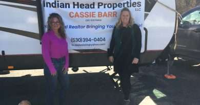 First new business after the fire: Indian Head Properties
